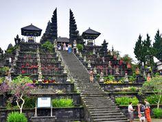 Pura Besakih Hindu Temple, Bali