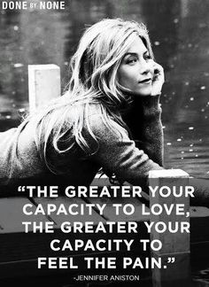 Love pain Magical Quotes, Love Pain, Healing A Broken Heart, Some Quotes, Jennifer Aniston, Einstein, Feelings, Celebrities, Relationships