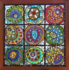 463 Best Mosaic Windows Images Mosaics Stained Glass