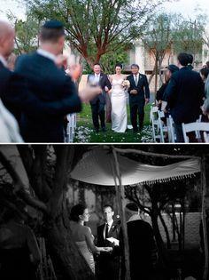 palm-springs-wedding-horizon hotel. Chuppa~