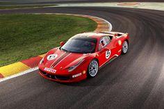 2010 Ferrari 458 Desafío de imagen