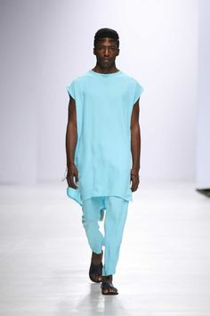 Male Fashion Trends: Sisiano Runway Show - Lagos Fashion Week
