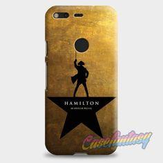 Hamilton Musical George Washington Google Pixel XL Case | casefantasy