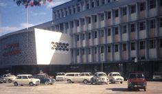 Singapore Polytechnic at Prince Edward Road - 1970