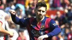 Lionel Messi Sends Barcelona Top With Record Hat Trick It Was