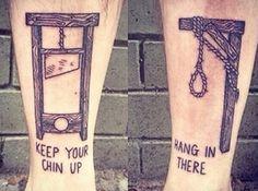 tatuagens criativas para melhores amigos
