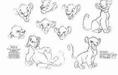 תוצאת תמונה עבור lion character design