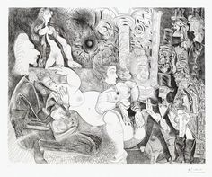 Picasso's Drawing