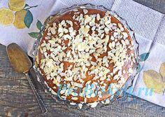 миндальный кекс