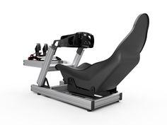 Dans la série cockpit chez Sim-Lab, je demande le Formula / Prototype. Un cockpit sympa qui, comme d'hab est en alu avec un design épuré est des éléments de jonction bien finis. Le tout est simple, efficace et esthétiquement pas désagréable. Forcement...