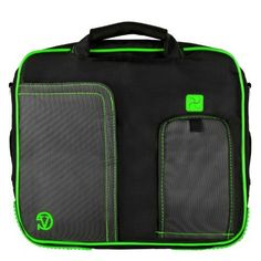 GREEN TRIM BLACK Pindar Durable Water-Resistant Nylon Protective Carrying Case Messenger Shoulder Bag For The Coby TFDVD1029 10 Inch Portable DVD Player by Van-Goddy. $27.95. Pindar! Carrying Messenger Shoulder Bag. Pindar was made stylish slim and convenient. Main compartment is approximately 11.5 x 10 x 1.5 inch with extra padding for maximum protection, main compartment is also suitable with 2 hidden doors that allow you to sneak in a charging cable and cha...