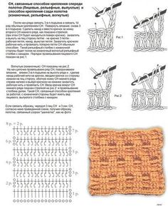 The handbag is knitted with lentils on the aspen. Schemes and description. Discussion on LiveInternet - Russian Online Diaries Service