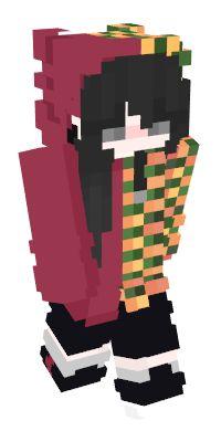 Anime Do Minecraft, Minecraft Skins Kawaii, Minecraft Skins Female, Minecraft Skins Aesthetic, Capas Minecraft, Cute Minecraft Houses, Minecraft Characters, Cool Minecraft, Minecraft Creations