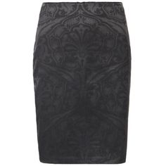 Falcon Pencil Skirt ($135) ❤ liked on Polyvore