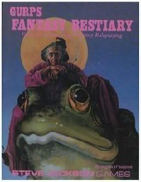 Steve Jackson Games:GUPRS Fantasy Bestiary GURPS