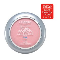 L'Oreal Baby Blossom - MAC Well Dressed. Here is a dupe for MACs Well Dressed.