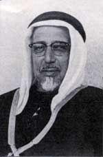 Ali bin Abdullah Al Thani of Qatar