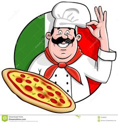 chef.quenalbertini: Chef pizza