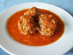 Ablondigas must try mexican meatball soup