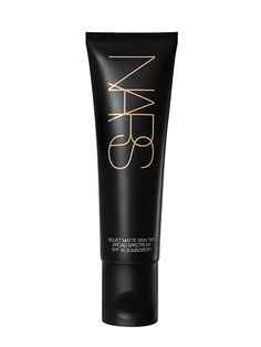 This is the foundation for people who hate foundation: The formula is ridiculously lightweight, and the coverage is sheer (so it's best for those with minimal acne), but unlike other hydrating foundations that slip and slide by 3 p.m., this one stays matte and crease-free from the moment you apply it.  Nars Velvet Matte Skin Tint, $44 (narscosmetics.com).