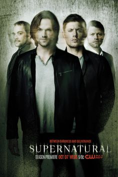 Warning, Supernatural's Season 11 Promo Is Here and It's Super-Bloody—and Has an Epic Ghostbusters Reference! Supernatural Poster
