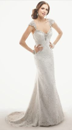 Maggie Sottero's New Collection Flaunts Spring 2014 Bridal Trends - Belle The Magazine