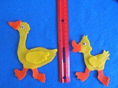 felt board patterns | Free Printable Preschool Felt Board Stories, Patterns, Templates