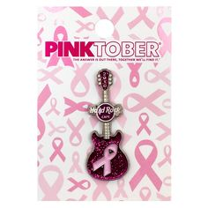 Pinktober Ribbon Guitar 16This is the online version of the Pinktober Ribbon…