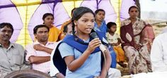 Rekha Kalindi, the 11 year old crusador who refused to be a child bride