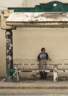 "©Un medio I; de la serie: ""Gemelos"" 06 de Diciembre de 2013 Campeche, Camp; México."