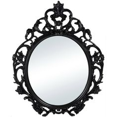 Better Homes and Gardens oval wall mirror - Walmart.com