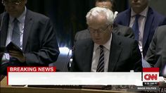 Vitaly Churkin, Russia's ambassador to UN, dies suddenly at 64