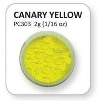 XPC303 - Canary Yellow Powder colours 2g Food Coloring, Powder, Rainbow, Colours, Yellow, Rain Bow, Rainbows, Face Powder