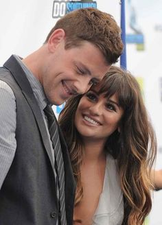By mid-2012 the two are officially a couple. | A Timeline Of Cory Monteith And Lea Michele's Relationship