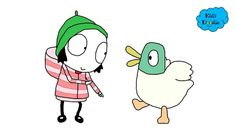 Image result for sarah & duck
