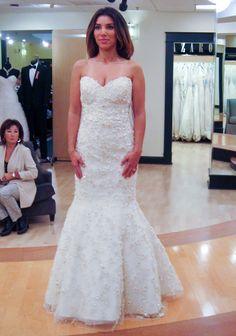 Adrianna. Season 6 Featured Dress #SYTTD #Weddings