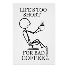 Life's Too Short For Bad Coffee!  Come to Bagels and Bites Cafe in Brighton, MI for all of your bagel and coffee needs!  Feel free to call (810) 220-2333 or visit our website www.bagelsandbites.com for more information!