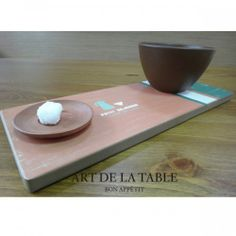 Wooden Tray-Petit Dejeuner-M