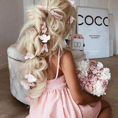 ♡ Chin Up, Princess ♡ Pinterest : ღ Kayla ღ #CrownBraidPrincess