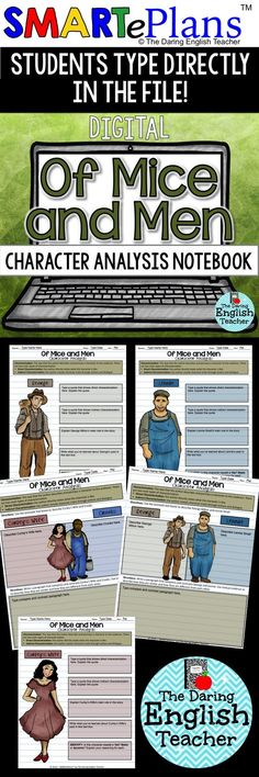 17 Best Teaching Of Mice And Men Images On Pinterest In 2018 Of