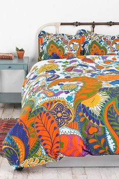 UrbanOutfitters.com > Dayglo Duvet Cover
