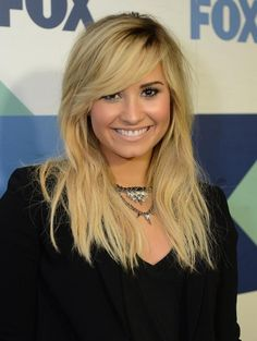 Someone I'd Like To See Guest Star: Demi Lovato I need to make a board for her.