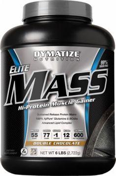 Dymatize Elite Mass Gainer 600 Calories per serving