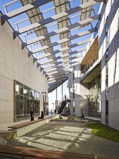 The American Institute of Architects (AIA) and its Committee on the Environment (COTE) have selected the top ten sustainable architecture and...