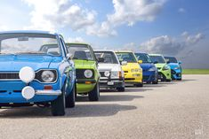 Ford RS generations [OS][6015 4015] via Classy Bro