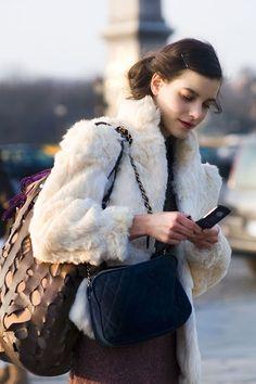 Vanessa Jackman: Paris Fashion Week AW 2011...After Sonia Rykiel