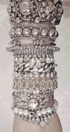 Bling Stacking ♥✤ | Keep the Glamour | BeStayBeautiful