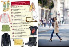 10 ways to dress like a parisian