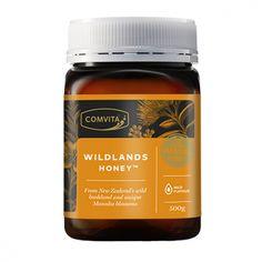 Mierea Wildlands contine 25% miere de Manuka si 75% alte tipuri de miere de padure din Noua Zeelanda. Aceasta miere este de o calitate superioara si va ofea un gust bogat in arome florale. Poate fi consumata direct din borcan, intinsa pe paine, sau ca indulcitor. Disponibila prin comanda online pe www.greenboutique.ro