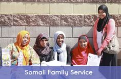 family values are very important and crucial in the Somali community.